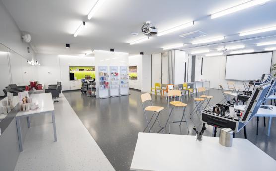 Nové školicí prostory v areálu Medatron
