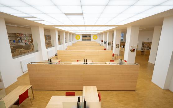 Nová knihovna Právnické fakulty MUNI