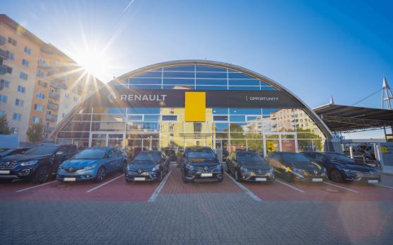 Autosalon Renault Opportunity